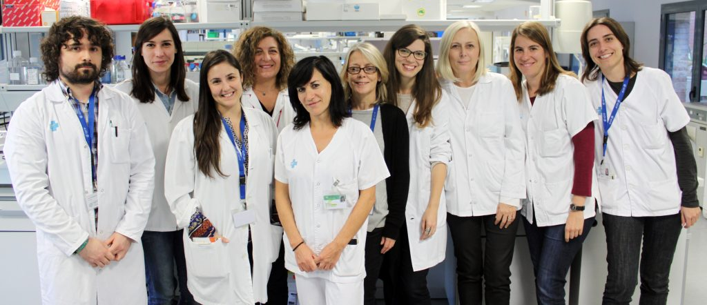 Equipo de investigadores del Hospital Germans Trias / GERMANS TRIAS